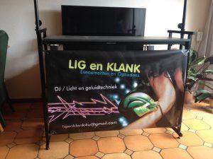 Lig en Klank onderdeel van de Haarlem Comedy Club